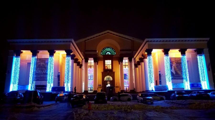 Дворец культуры Верх-Исетский
